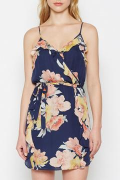Shoptiques Product: Floral Midnight Dress