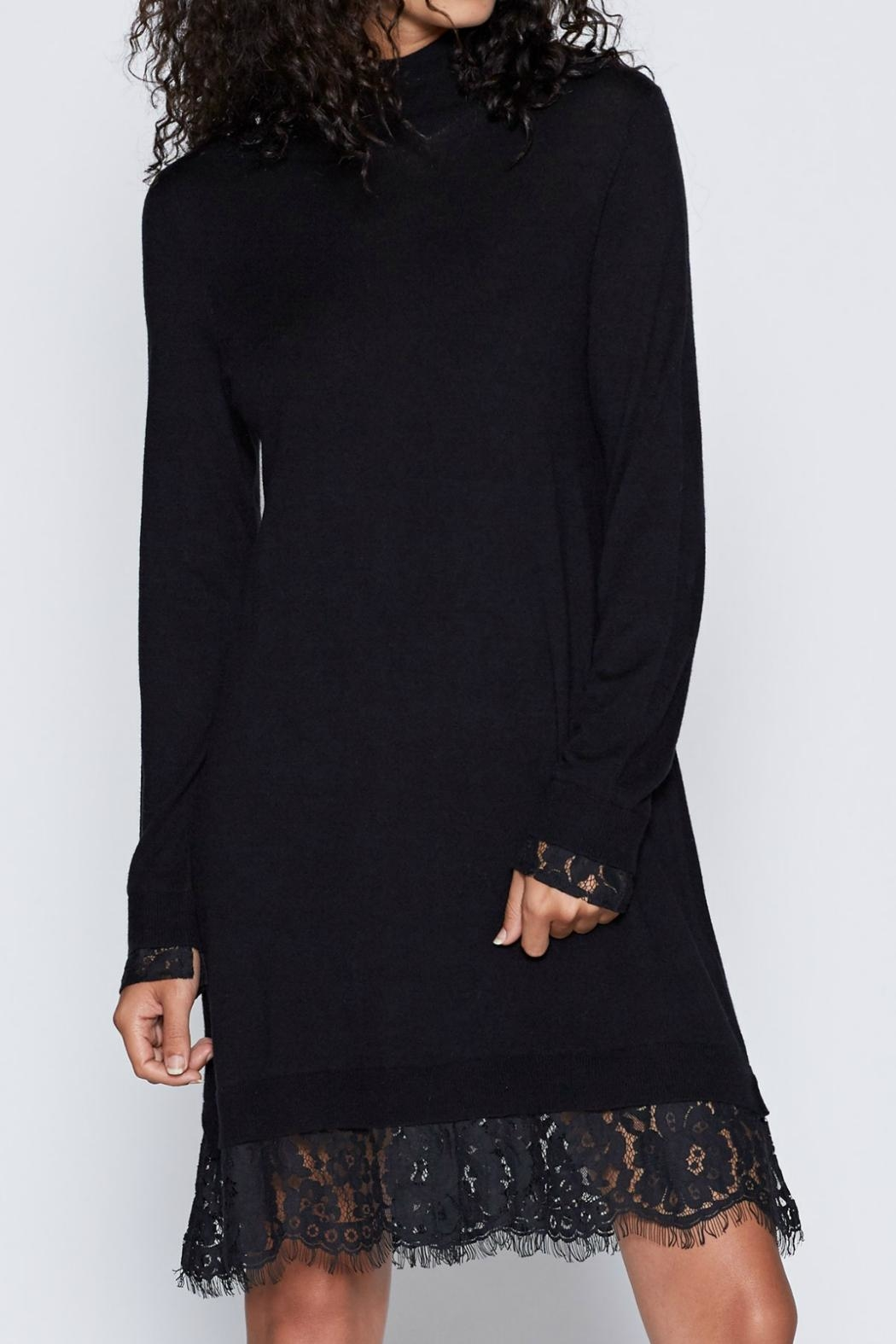 Joie Fredrika Sweater Dress - Front Cropped Image