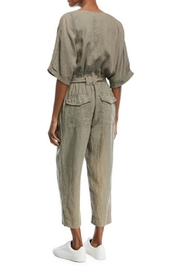 Joie Frodina Linen Jumpsuit - Front full body