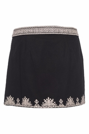 Joie Genovefa Skirt Embroidered - Front full body
