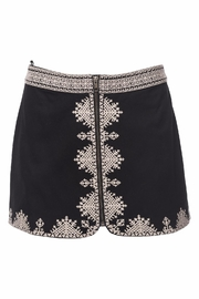Joie Genovefa Skirt Embroidered - Front cropped
