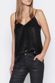 Joie Gowa Silk Sequin Top - Product Mini Image