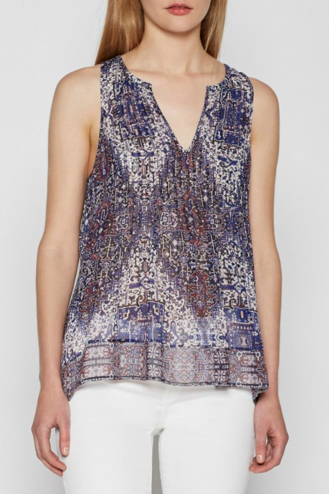 Joie Gretel B Tank Top - Front Cropped Image