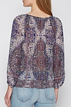 Joie Gwendalyn Silk Blouse - Alternate List Image