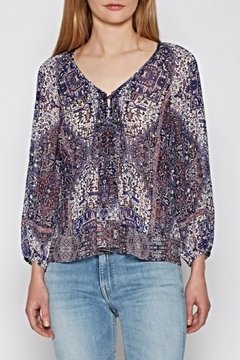 Joie Gwendalyn Silk Blouse - Product List Image