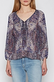 Joie Gwendalyn Silk Blouse - Product Mini Image