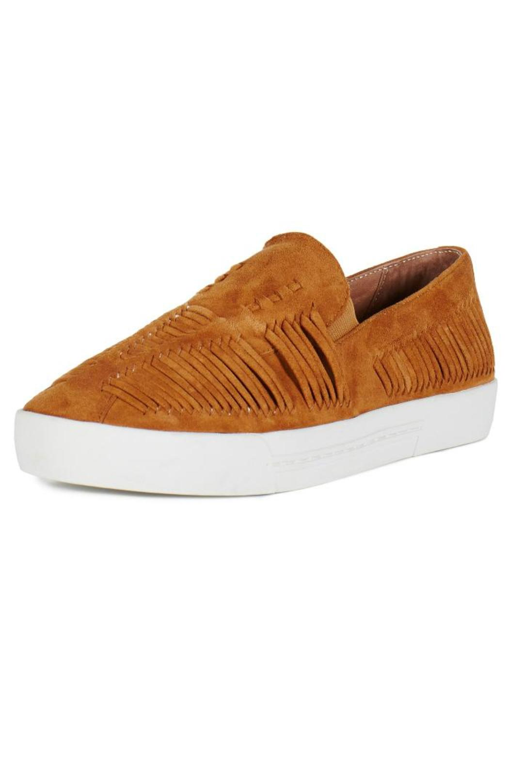 Joie Huxley Whiskey Sneaker - Front Cropped Image