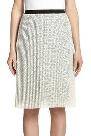 Joie Jacinthe Pleated Skirt - Front full body