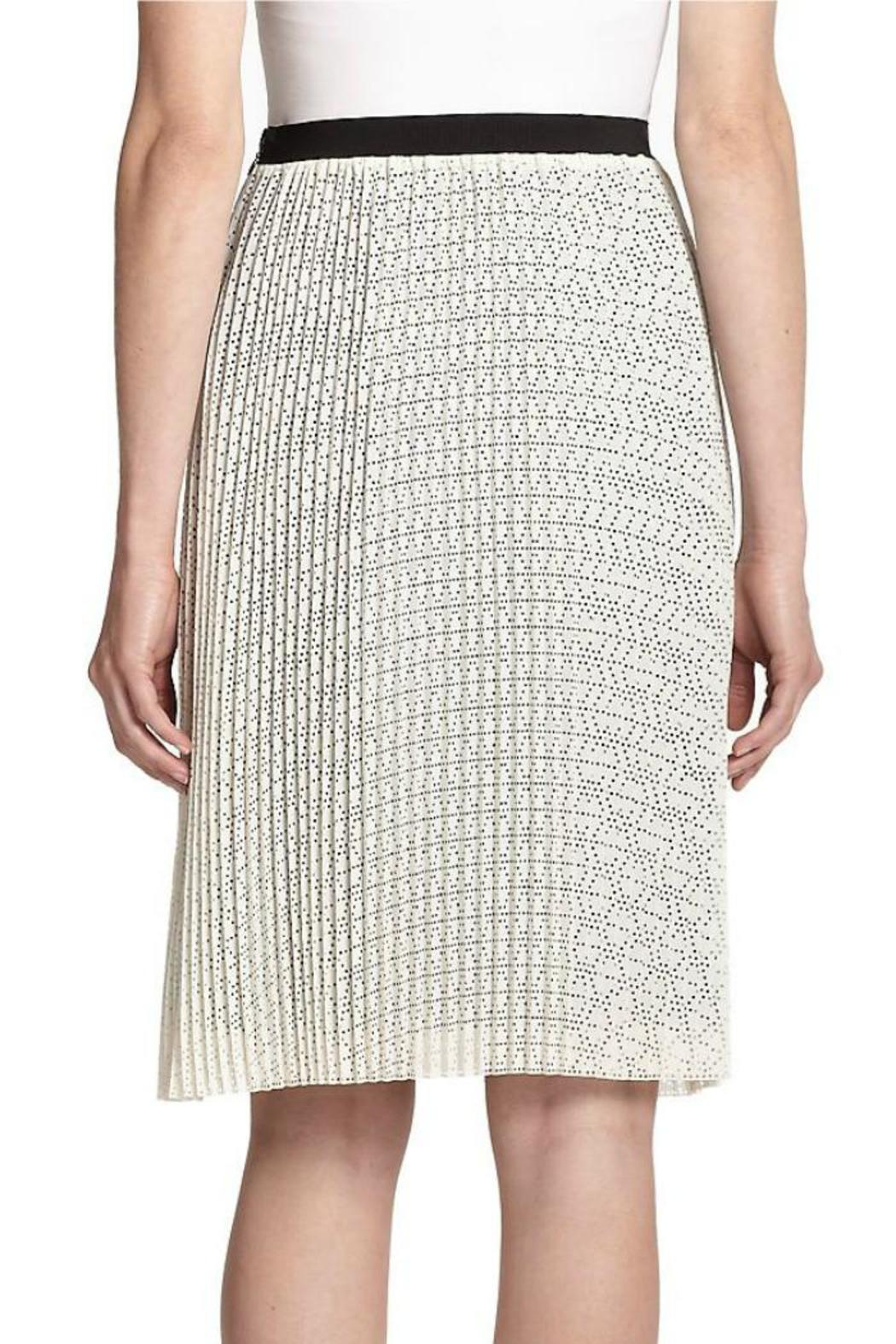 Joie Jacinthe Pleated Skirt - Side Cropped Image