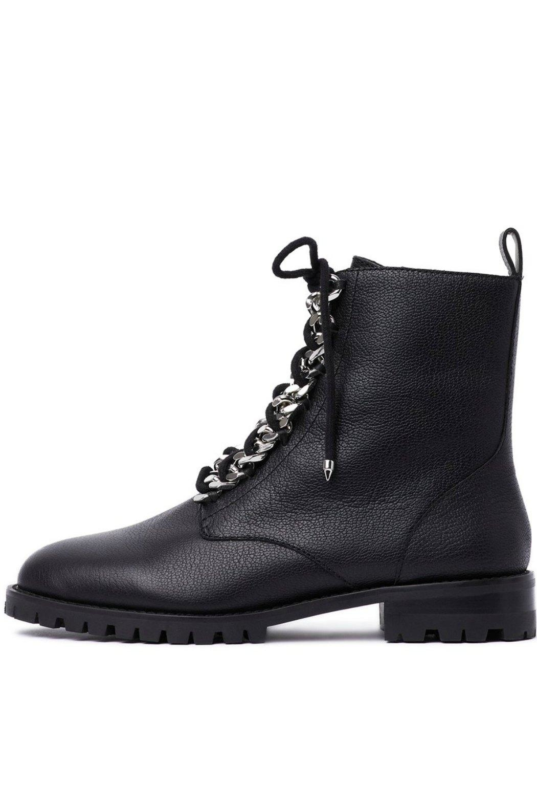 Joie Janyi Chain Moto-Boot - Front Cropped Image