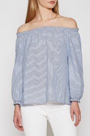 Joie Striped Bamboo Top - Product Mini Image