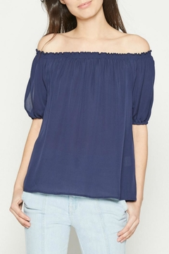 Joie Kendal Silk Top - Product List Image