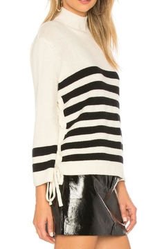 Joie Lantz Striped Turtleneck - Alternate List Image
