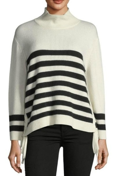 Joie Lantz Striped Turtleneck - Product List Image