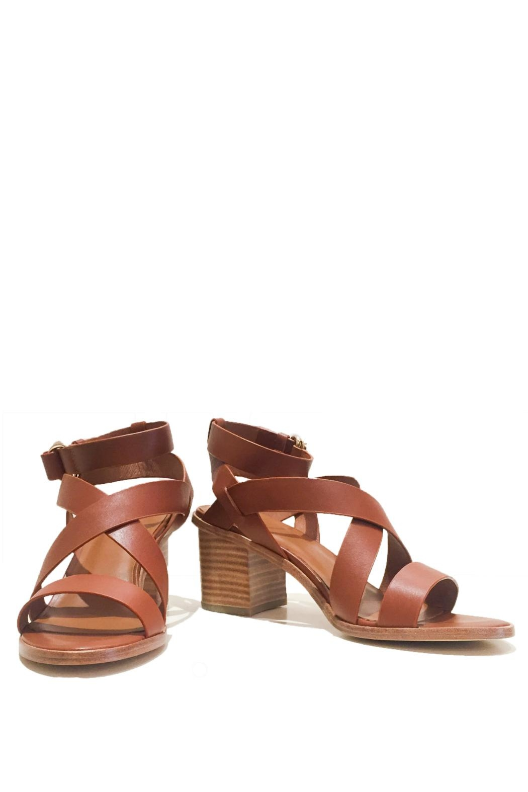 Joie Maine City Sandals - Front Full Image
