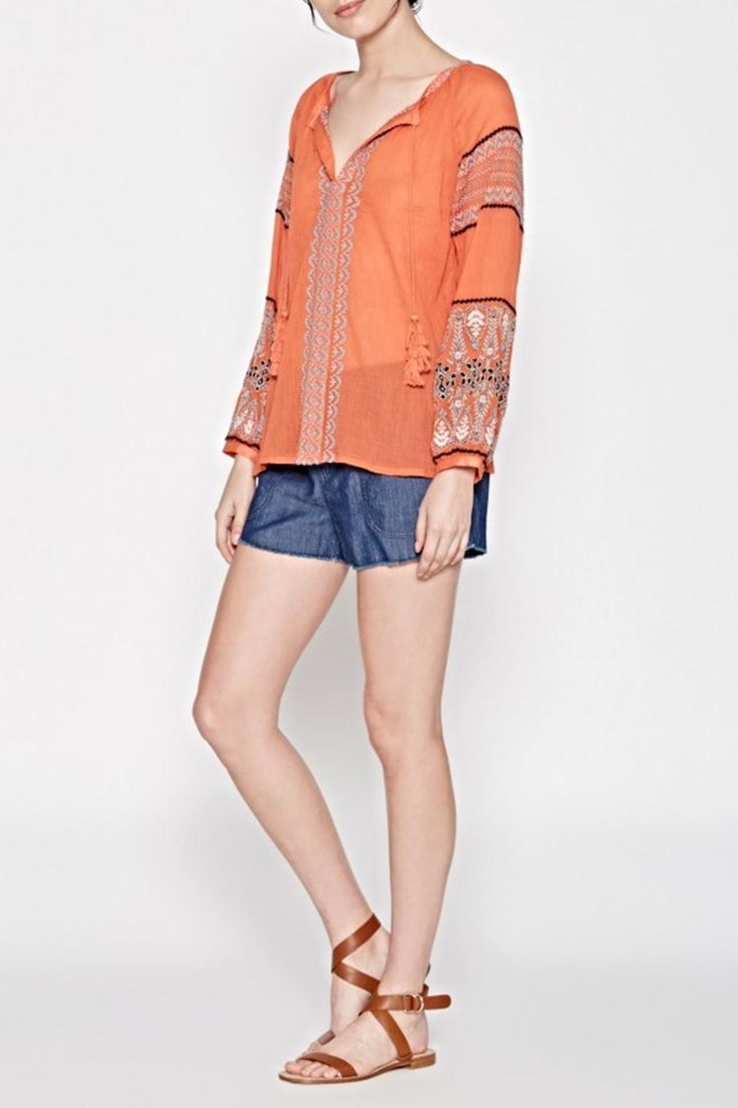 Joie Nelida Top - Front Full Image