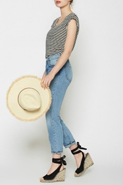 Joie Neyo Linen T-Shirt - Front cropped