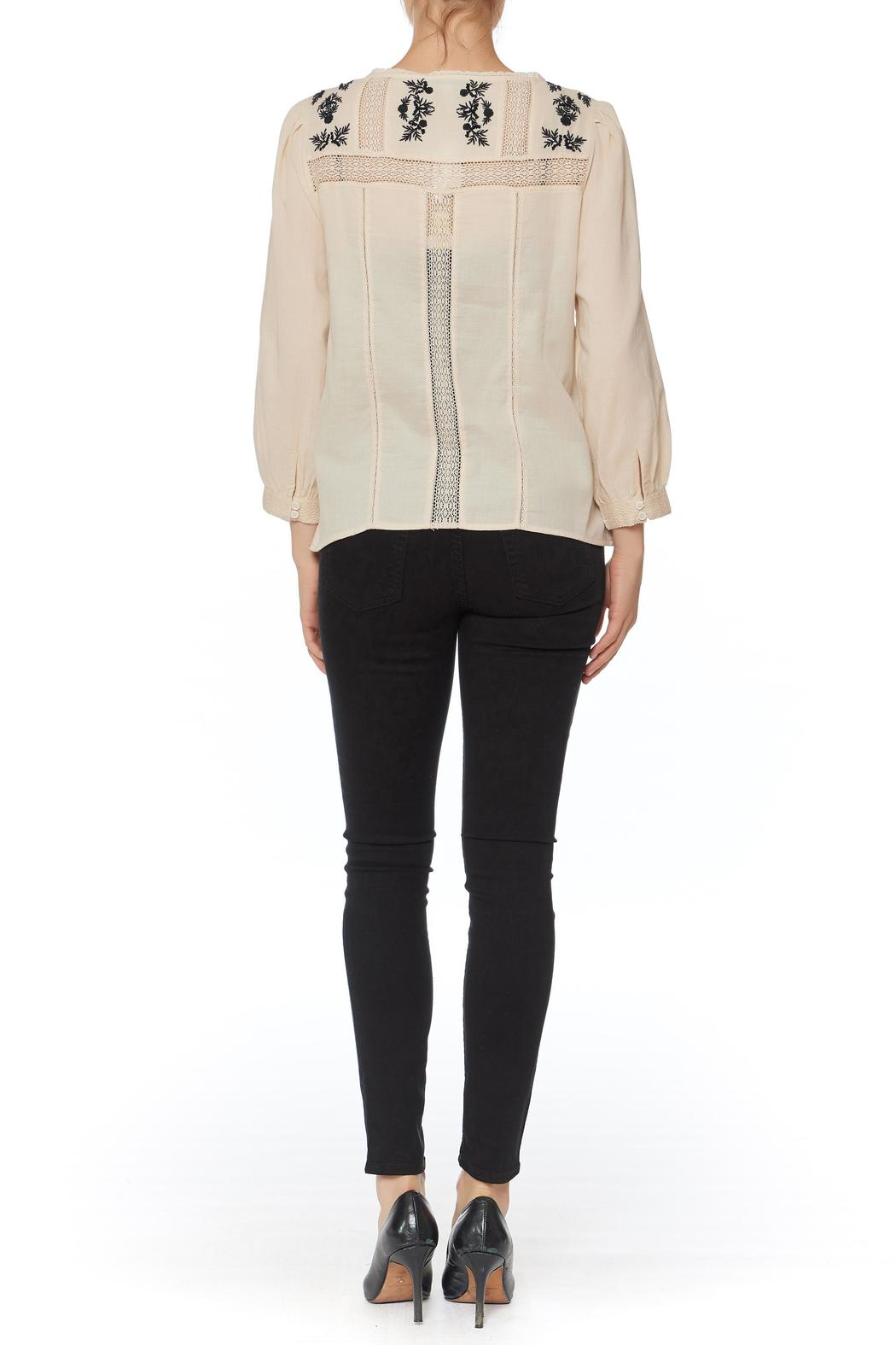 Joie Oakes Blouse - Front Full Image