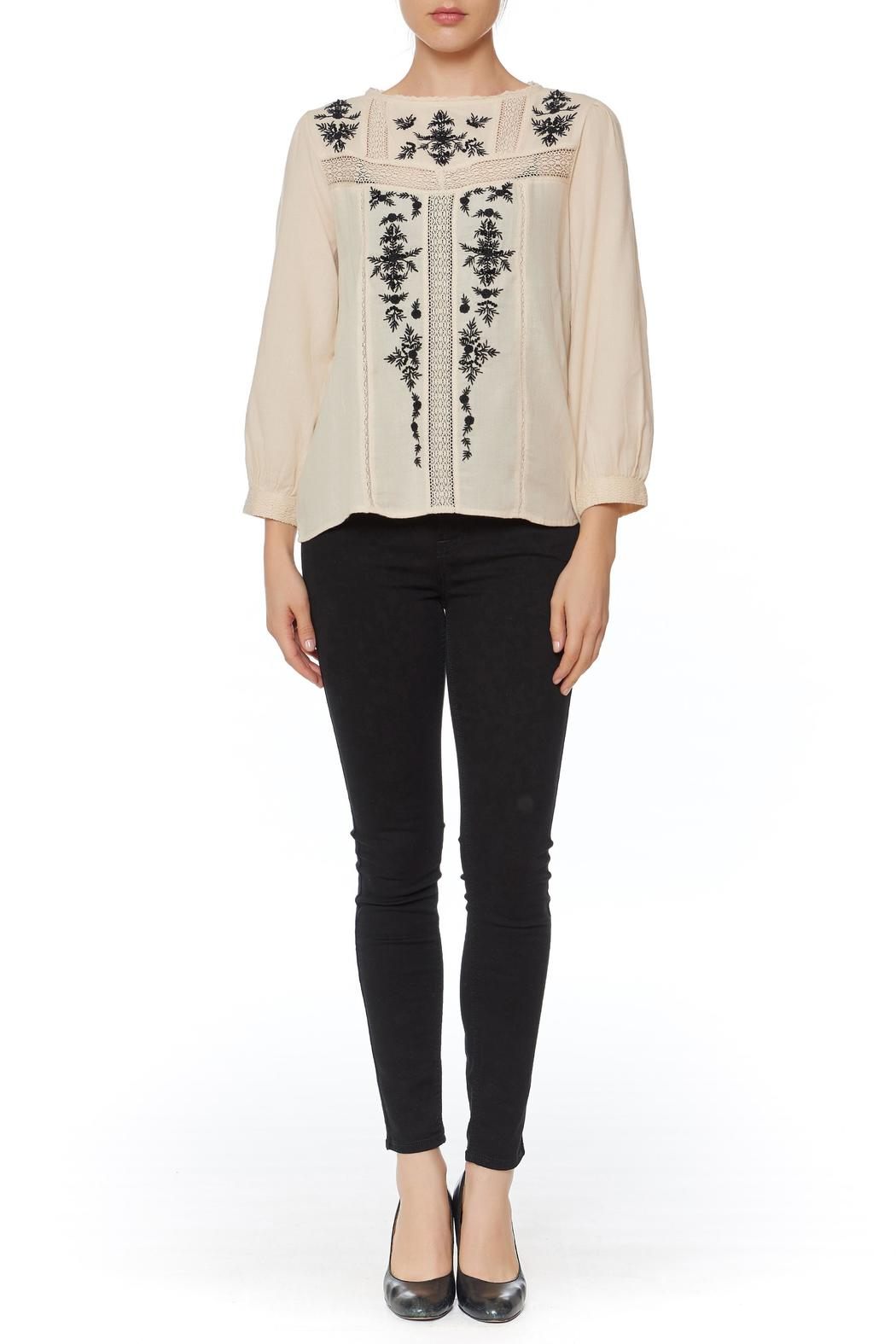 Joie Oakes Blouse - Main Image