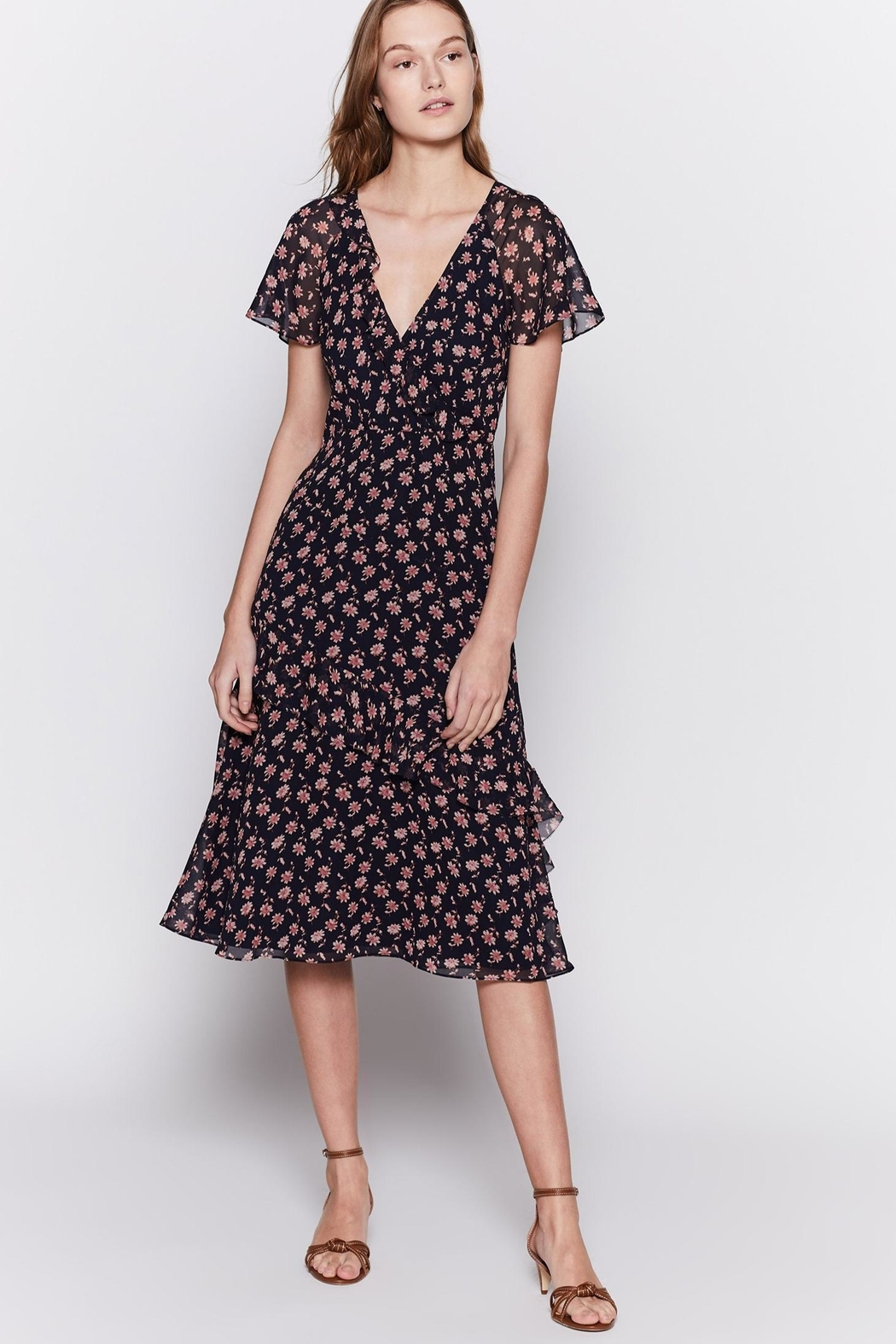 Joie Orita Silk Dress - Main Image
