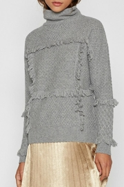 Joie Paisli Fringe Sweater - Product Mini Image