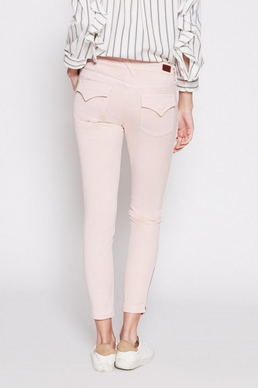 Joie Park Skinny Pant - Side Cropped Image