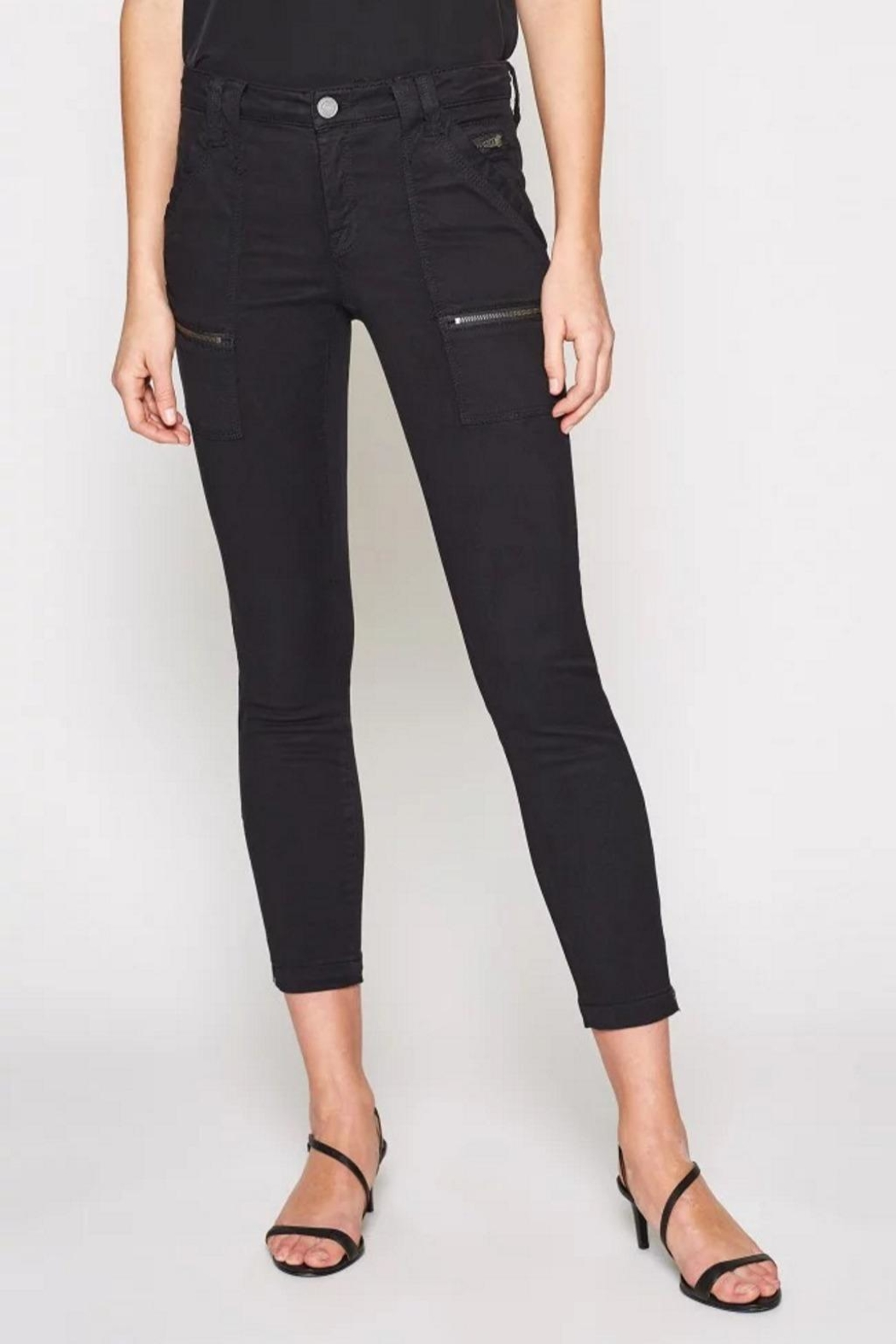 Joie Park Skinny Pants - Side Cropped Image