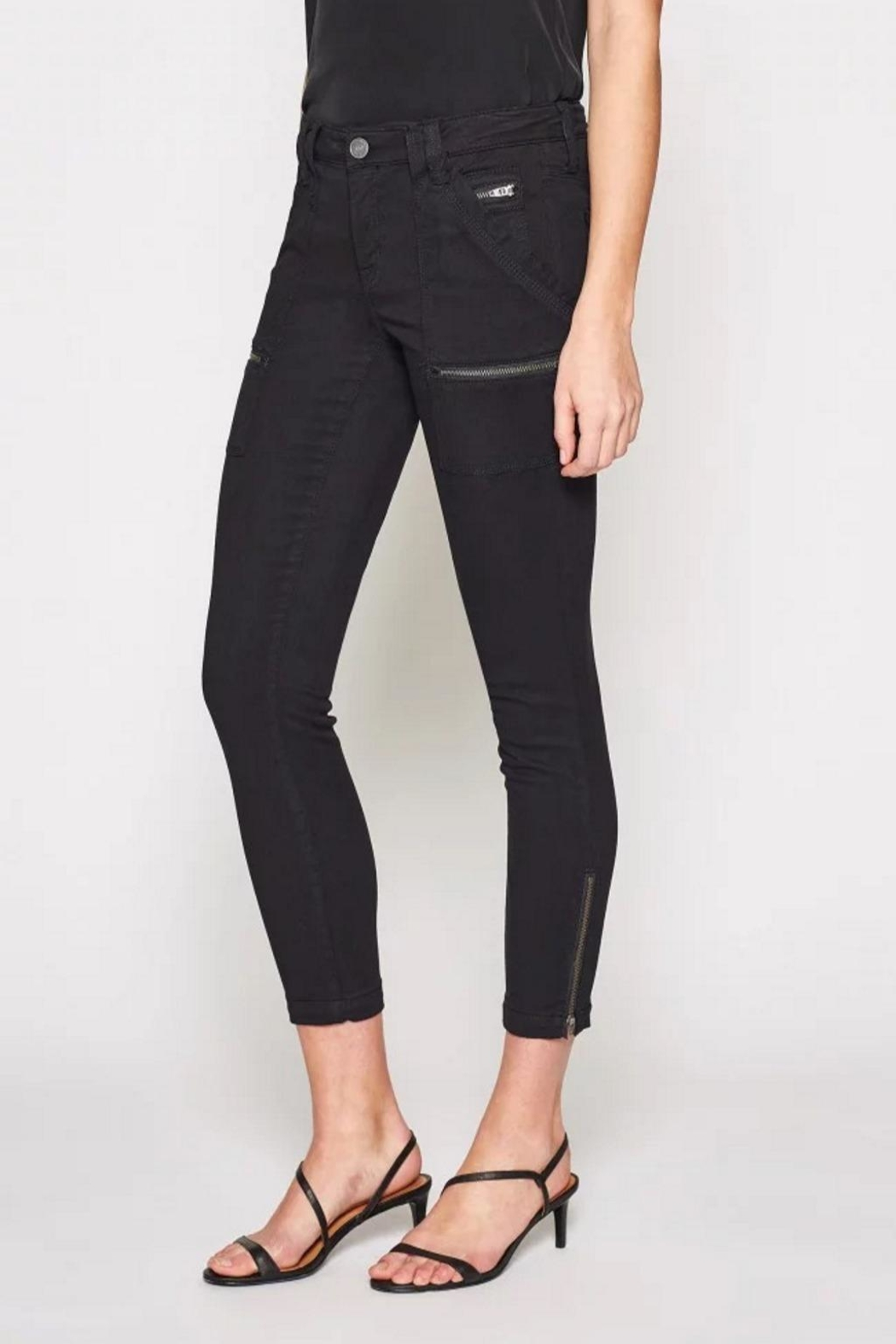 Joie Park Skinny Pants - Front Cropped Image