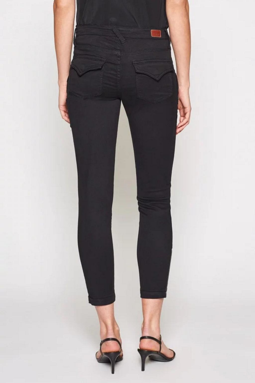 Joie Park Skinny Pants - Back Cropped Image