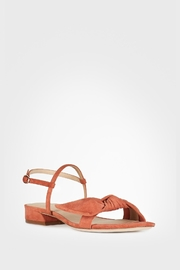 Joie Parthena Desert Red - Front cropped