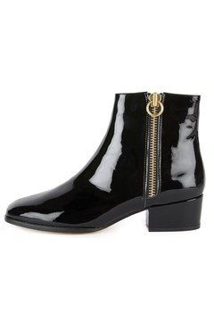 Shoptiques Product: Rubee Patent Bootie