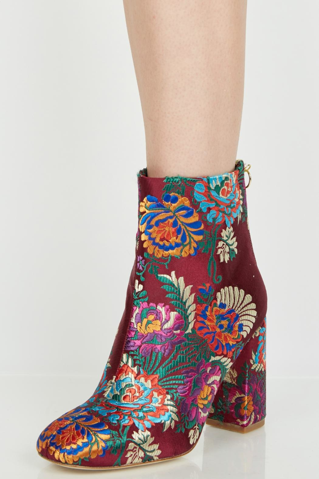 Joie Saleema Brocade Boot - Front Cropped Image