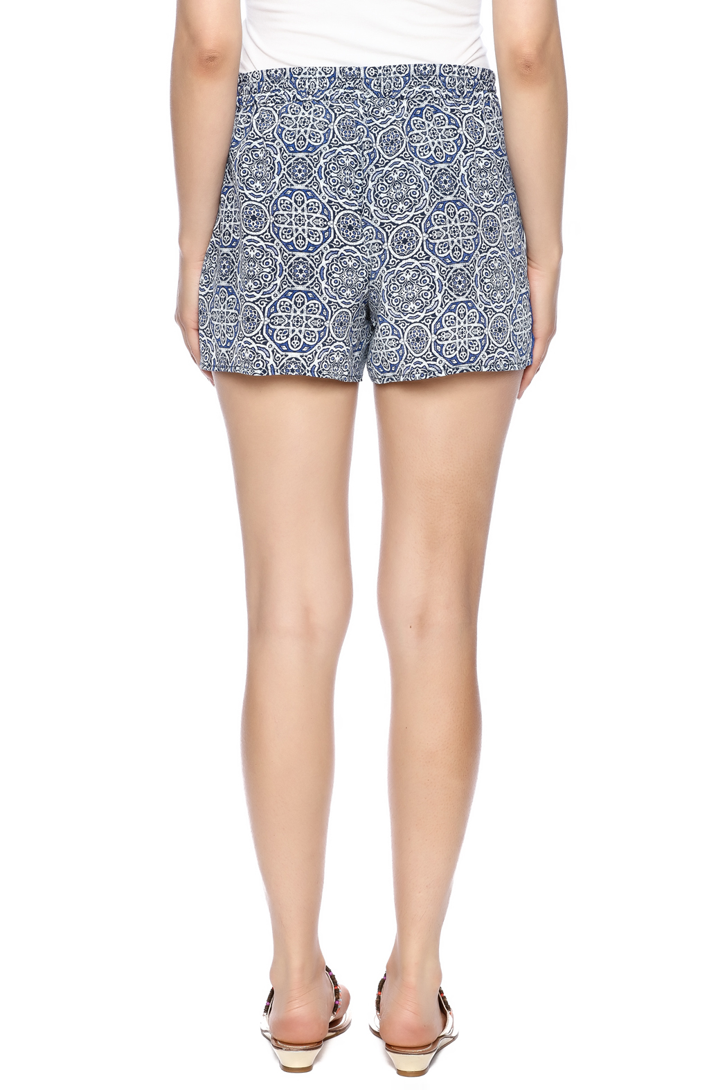 Joie Sinclair Shorts - Back Cropped Image