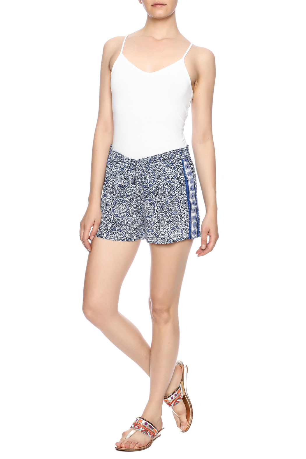 Joie Sinclair Shorts - Front Full Image