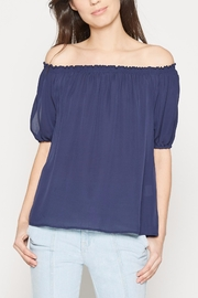 Joie Split Sleeve Blouse - Product Mini Image