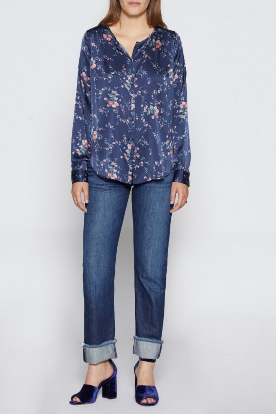 Joie Timlyn Silk Top - Main Image