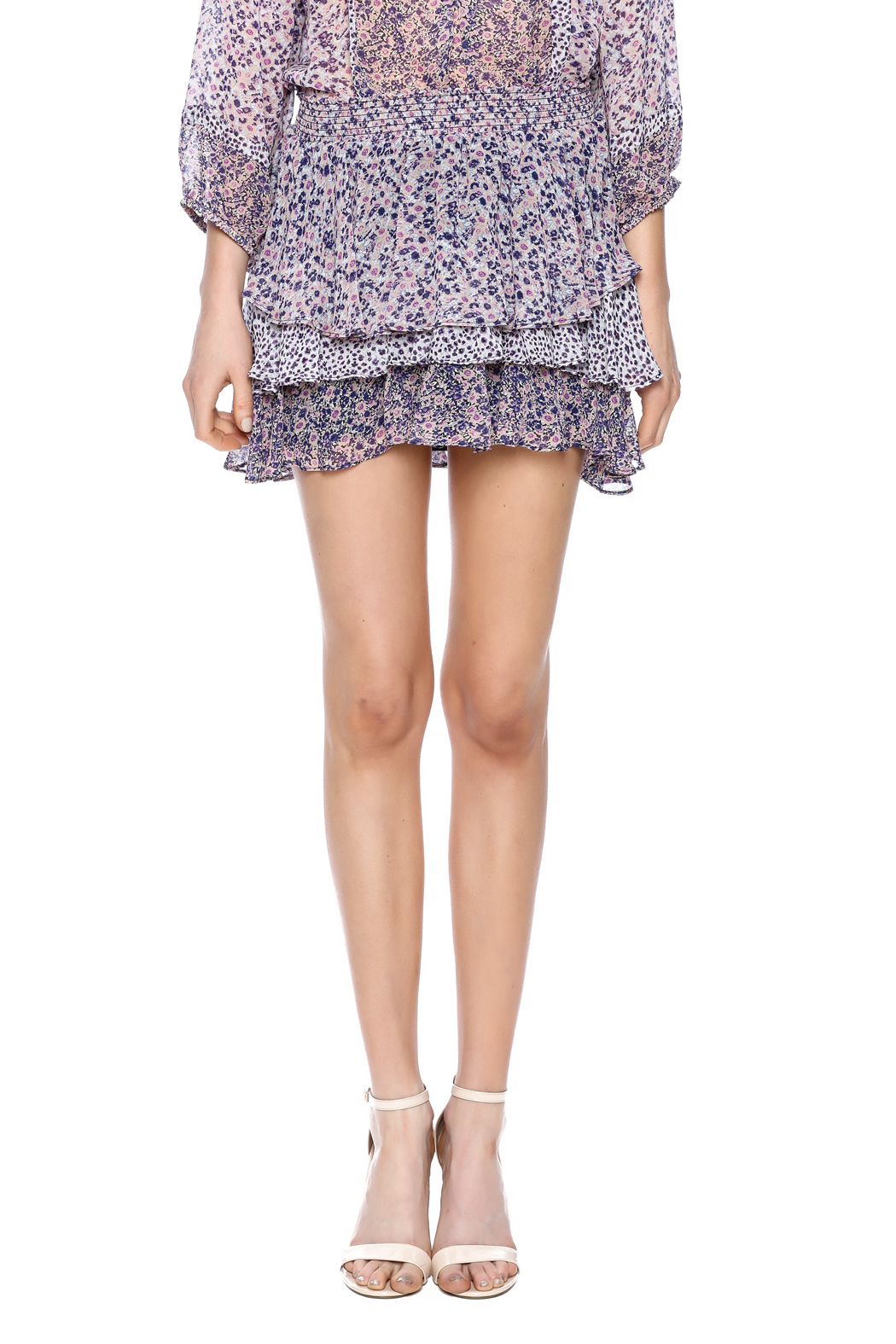 Joie Tirella Skirt - Side Cropped Image