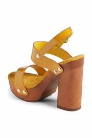Joie Wooden Platform Sandal - Side cropped