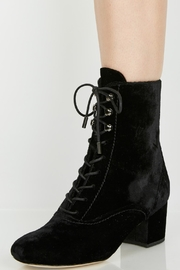 Joie Yulia Velvet Boot - Product Mini Image
