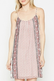 Joie Patterned Slip Dress - Product Mini Image