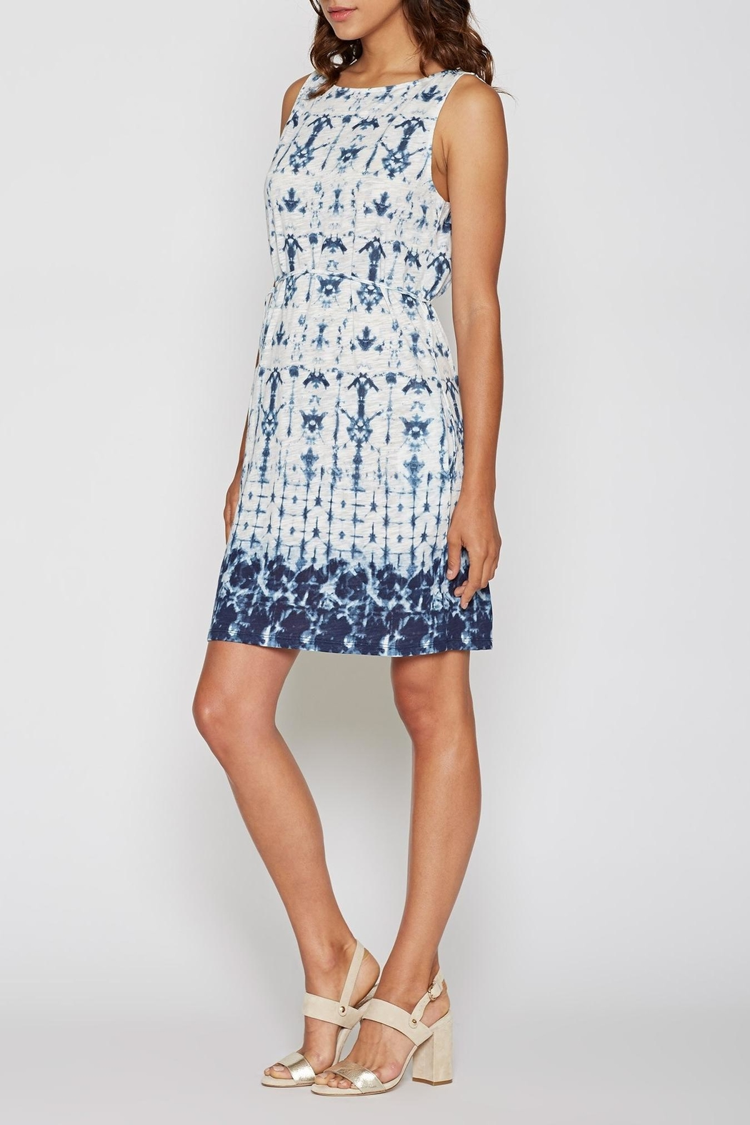 Joie Soft Madia Jersey Dress - Side Cropped Image