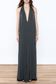 Join Clothes Grey Maxi Dress - Front full body