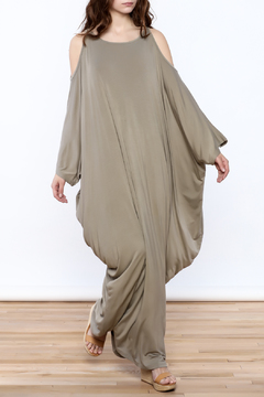 Shoptiques Product: Sand Goddess Maxi Dress