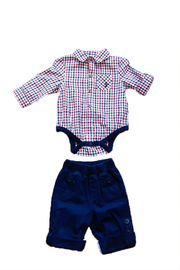 Image of 2 Piece Shirt Set