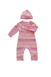 JoJo Maman Bebe Baby Ele Fair Onesie Set - Product Mini Image