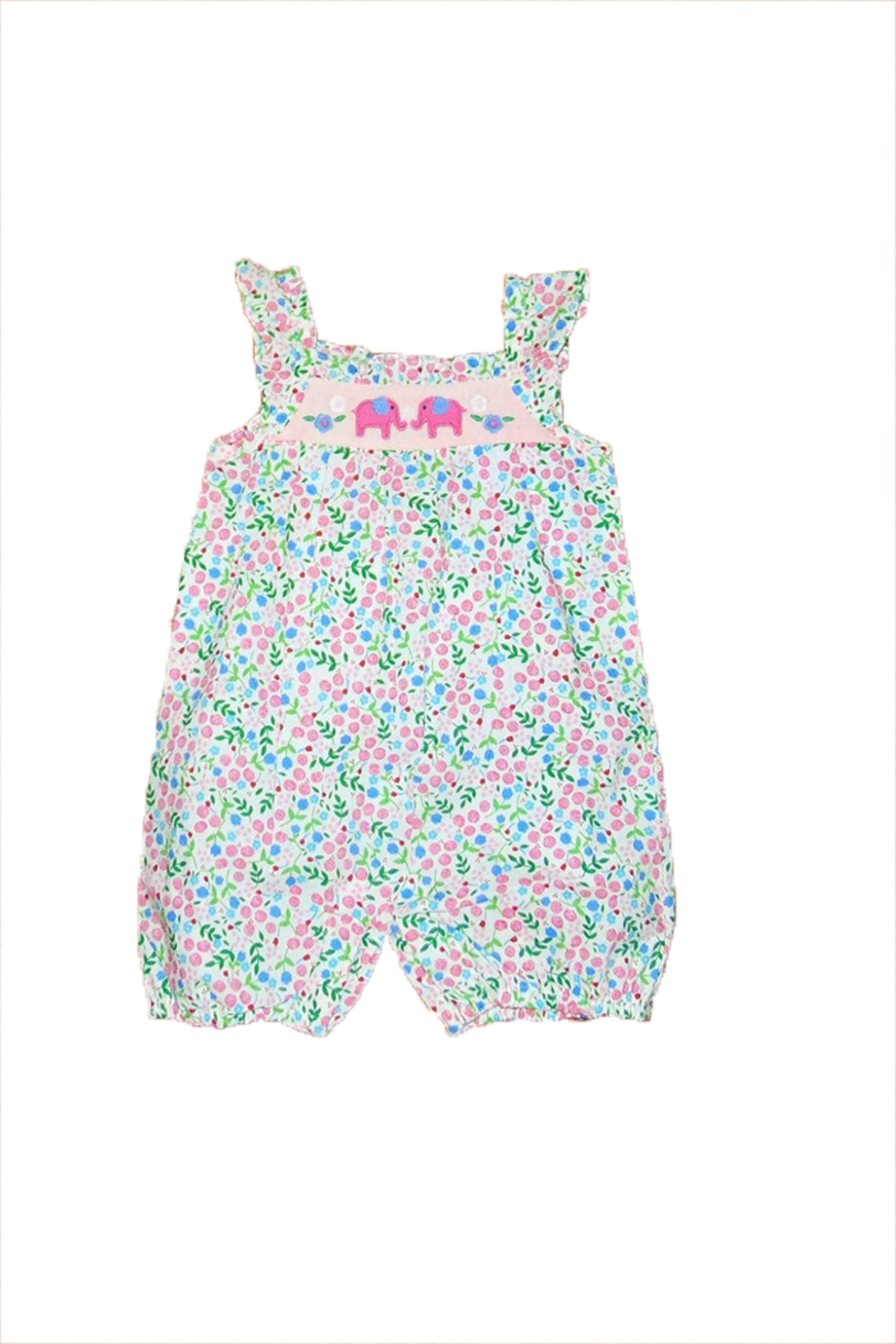 f03006686678 JoJo Maman Bebe Baby Girl Romper from Canada by Boutique Zias ...