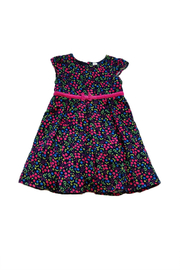 JoJo Maman Bebe Cord Party Dress - Front cropped