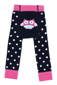 Shoptiques Product: Navy Owl Leggings