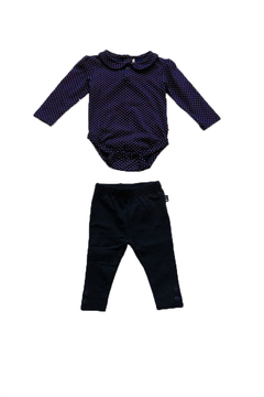 JoJo Maman Bebe Peter Pan Top Set - Product List Image