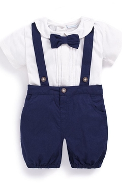 Shoptiques Product: Shorts With Suspenders